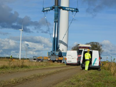Maintenance and unplanned repairs for turbines